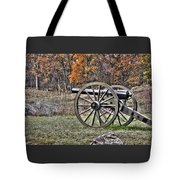 War Thunder - 4th New York Independent Battery Crawford Avenue Gettysburg Tote Bag