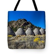 Wards Charcoal Ovens Tote Bag by Robert Bales