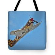 Warhawk Fighter Tote Bag