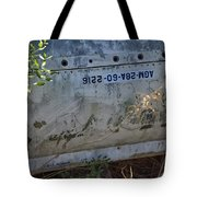 Warhead Compartment Tote Bag
