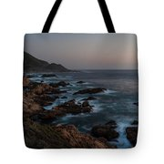Warm California Evening Tote Bag by Mike Reid