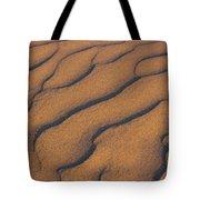 Warm Sand Tote Bag