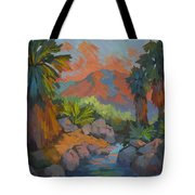 Warm Summer Afternoon 2 Tote Bag