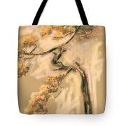 Warm Tree Tote Bag