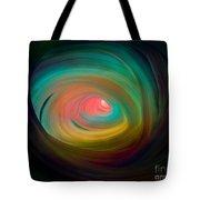 Wormhole Tote Bag