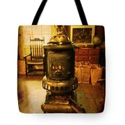 Warming The Place Up Tote Bag