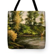 The Bottoms - Warming Up Tote Bag