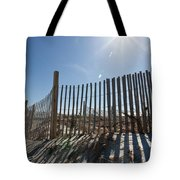 Warmth From Above Tote Bag by Michelle Wiarda
