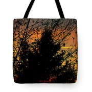 Warmth In My Soul Tote Bag
