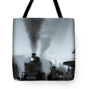 Warmth In The Cold Tote Bag