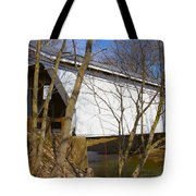 Warnke Covered Bridge  Tote Bag