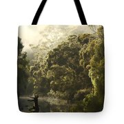 Warren River - Western Australia 2am-113012 Tote Bag