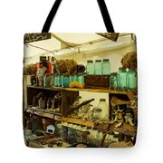 Warrenton Antique Days Eclectic Display Tote Bag