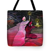 Warriors Of The Light Tote Bag