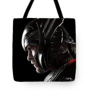 Warrior's Stare Tote Bag