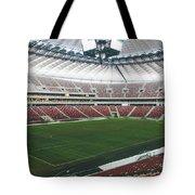 Warsaw Stadion Tote Bag