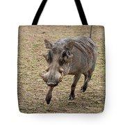 Warthog Approach Tote Bag