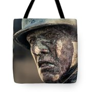 Wartime Thoughts Tote Bag