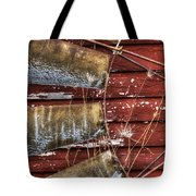 Was Wind Driven Tote Bag