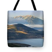 Wasatch Dawn Tote Bag
