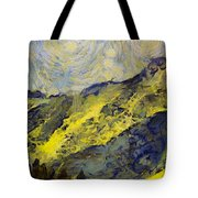 Wasatch Range Spring Colors Tote Bag