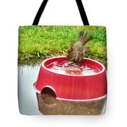 Wash Your Face In My Sink Tote Bag