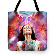 Washed By The Water Tote Bag