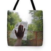 Washing A Window Tote Bag
