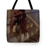 Varanasi Hair Wash Tote Bag