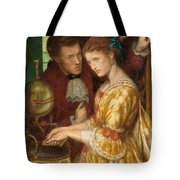 Washing Hands Tote Bag