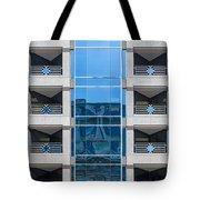 Washington Building Tote Bag
