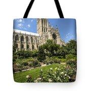 Washington Cathedral 3 Tote Bag
