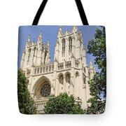 Washington Cathedral 5 Tote Bag