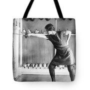 Washington Champion Fencer Tote Bag