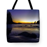 Washington Coast Tides Retreat Tote Bag