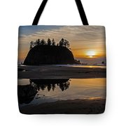 Washington Coast Tranquility Tote Bag