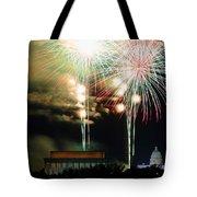 Washington Dc 4th Of July 2013 Tote Bag