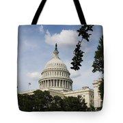Washington Dc Capitol Dome Tote Bag