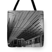Washington Dc Metro Tote Bag