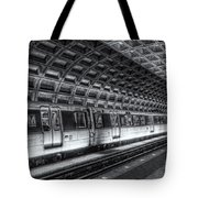 Washington Dc Metro Station Vi Tote Bag