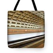 Washington Dc Metro Station Vii Tote Bag