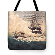 Washington In New York Tote Bag