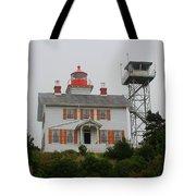 Washington Light House Tote Bag