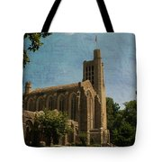 Washington Memorial Chapel Tote Bag