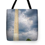 Washington Monument 2 Tote Bag