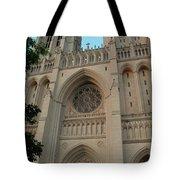 Washington National Cathedral Tote Bag