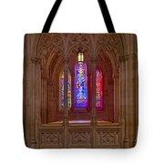 Washington National Cathedral Colors Tote Bag