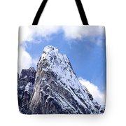 Washington Pass Peak Tote Bag