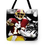 Washington Redskins Rg3 Tote Bag