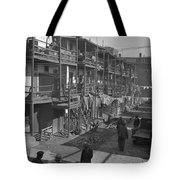 Washington Slum, 1935 Tote Bag